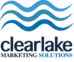 Clear Lake Marketing Solutions Logo