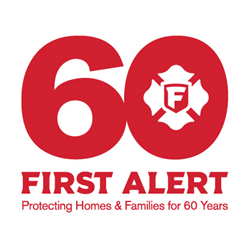 "This June, First Alert held its ""60 Years of Thank Yous"" sweepstakes to mark the 60th anniversary of the company's founding."