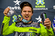 Monster Energy's Jackson Strong Takes A Silver Medal in Moto X Freestyle (FMX)