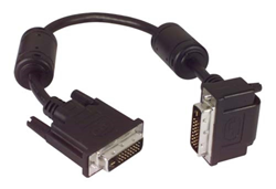 Right-Angle DVI Cable Assembly