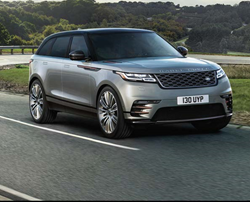 Land Rover New Vehicles