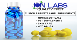 Ion Labs Private Label Supplements