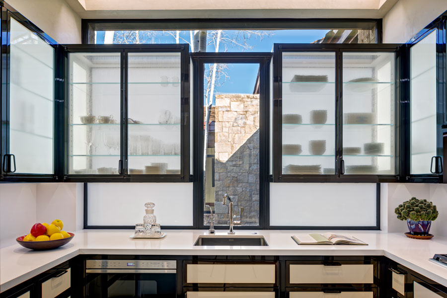Kitchens Make a Fashionable Statement with Bendheim ...