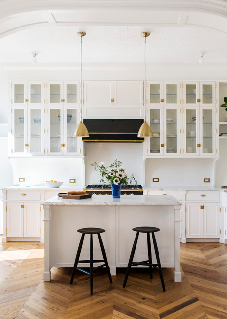 Delicieux Kitchens Make A Fashionable Statement With Bendheim Cabinet Glass