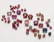 Group of Spinels sourced by Jeffrey Bilgore