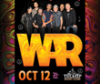 WAR Performs at Tulalip Resort Casino for Their Only Washington Show in 2018