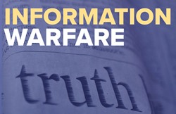 "Carnegie Council Podcast Series ""Information Warfare"""