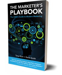 The Marketer's Playbook: The CMO's Guide to Modern Marketing