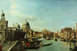 Grand Canal Venice with Saint Mark's Square, oil on canvas, by the artist William James
