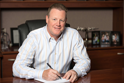 Mark Herbert, President and CEO of Incentive Solutions