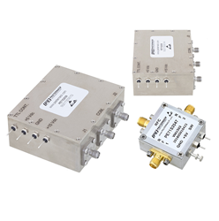 High-Power PIN Diode RF Switches