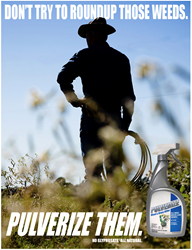 "PULVERIZE WEED KILLER 2019 ""GIDDY-UP!"" CAMPAIGN SNEAK PEEK"