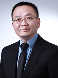 Dr. Chris Chen, CEO, WuXi Biologics (Shanghai) Co., Ltd.