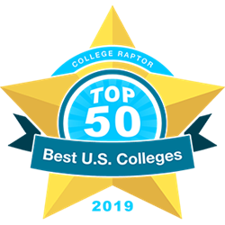 College Raptor's 2019 Best Colleges Rankings