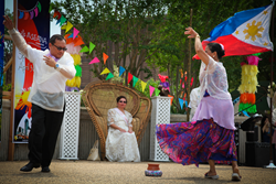 A photo of the ASEANA Fall Festival