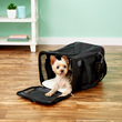 SHERPA Pet Travel Carrier Delta with Terrier Dog