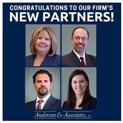 Family Law Attorneys Dennise L. McCann, Christopher J. Maurer, Robert J. Boszko, and Sarah A. Nolan Earn New Leadership Positions