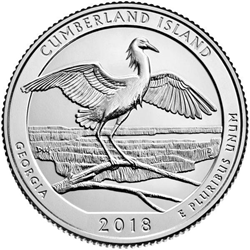 Cumberland Island National Seashore Quarter