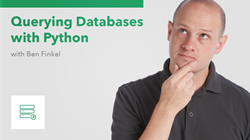 Querying Databases with Python