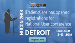 iPatientCare has opened registrations for National User conference 2018