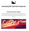 ProDicator 3D Nightlife - FCPX Tools - Pixel Film Studios