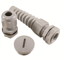 Heilind now stocking Alpha Wire cable glands
