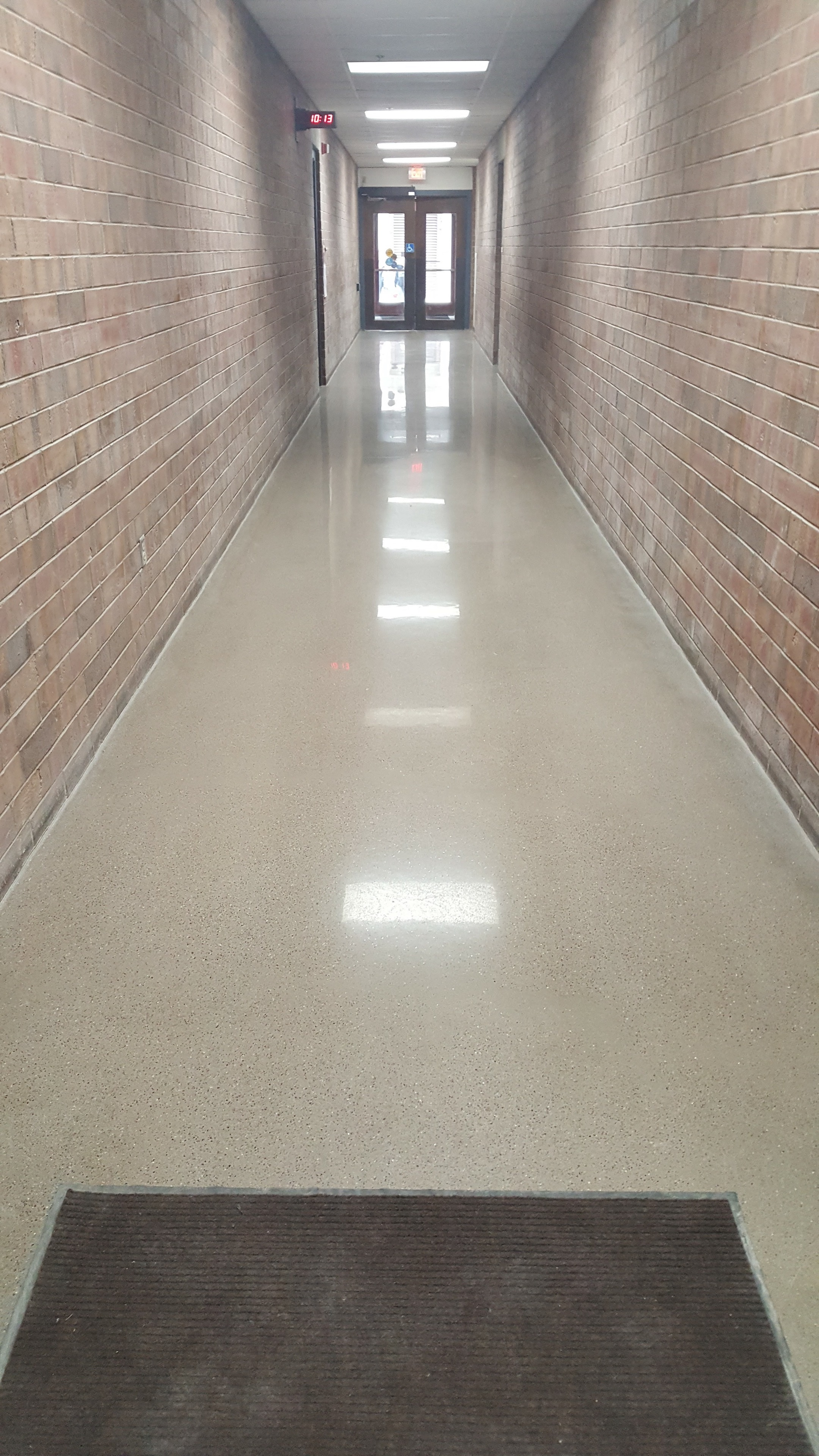Penetron Specialty Products Provides The Brightest Floor