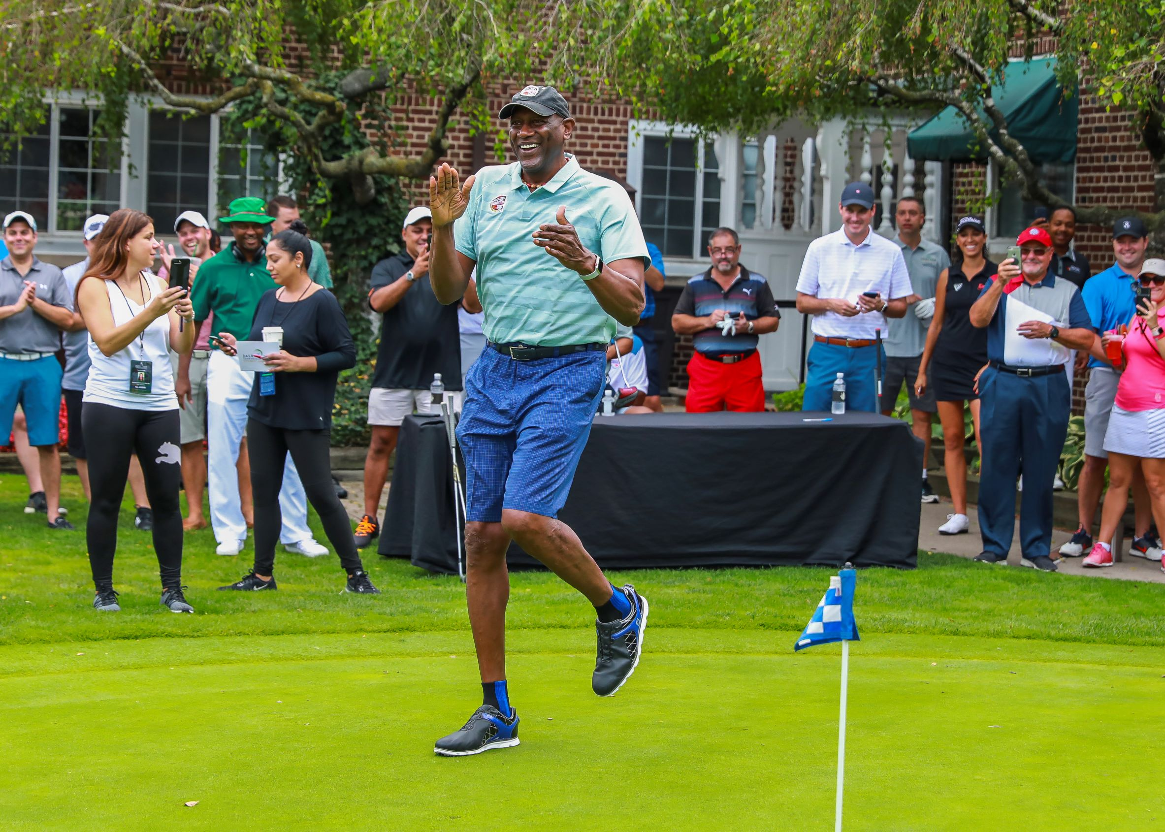 The Jalen Rose Golf Classic Presented By Tom Gores