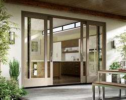 Essence Series wood windows patio doors