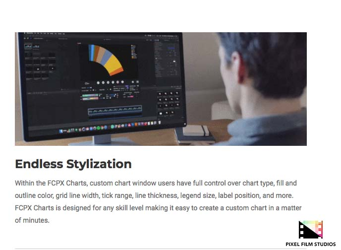 Developers at Pixel Film Studios Release FCPX Charts for Final Cut
