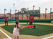Hit with the pros in Riley Children's Health Sports Legends Experience