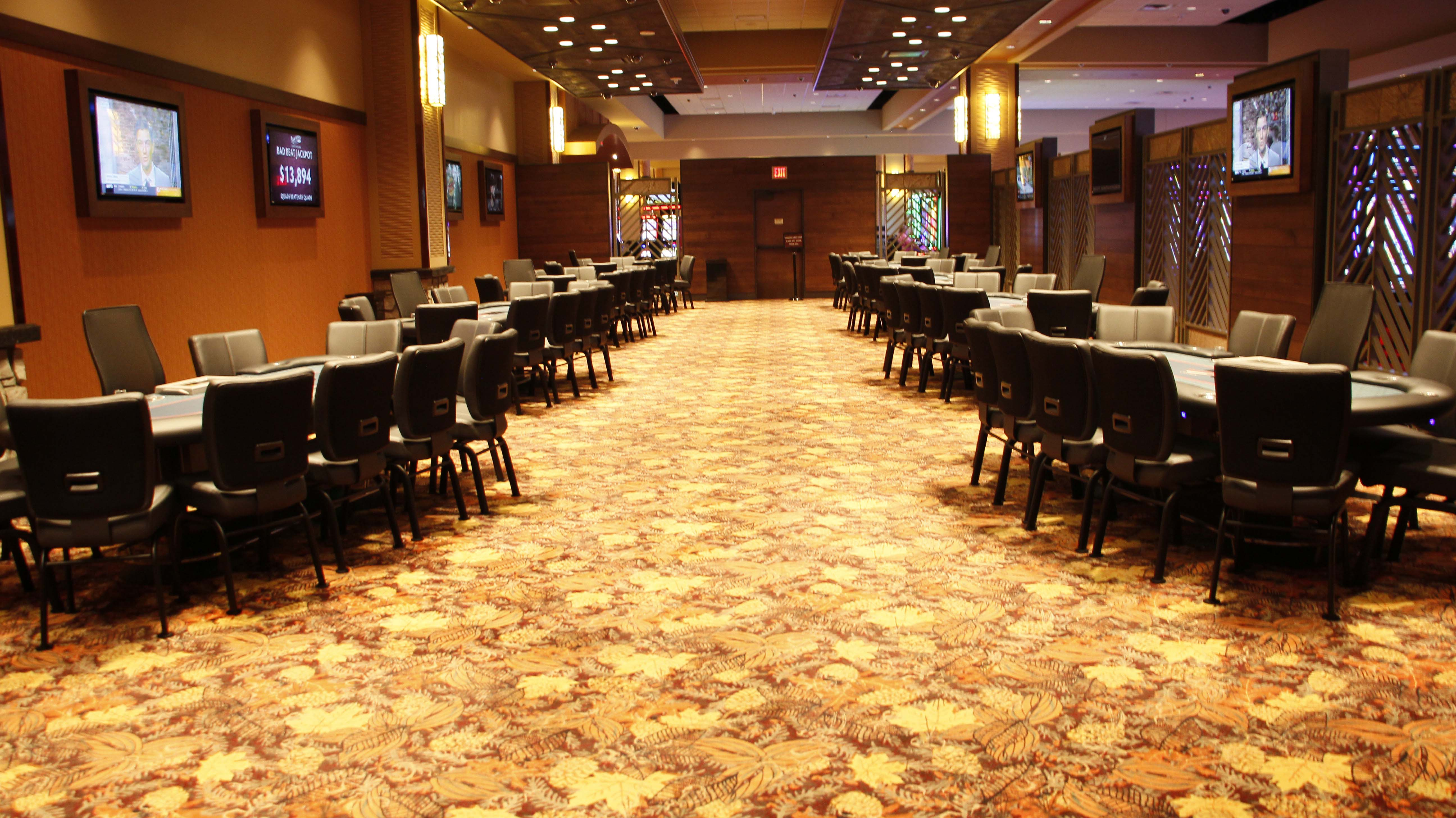 Four Winds South Bend Poker Room Now Open