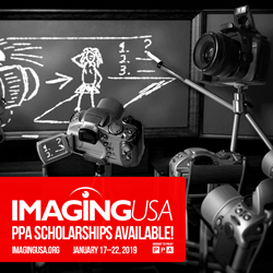 PPA, Imaging USA, photography convention, photograhy scholarship