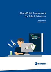 Rencore eBook SharePoint Framework for Administrators