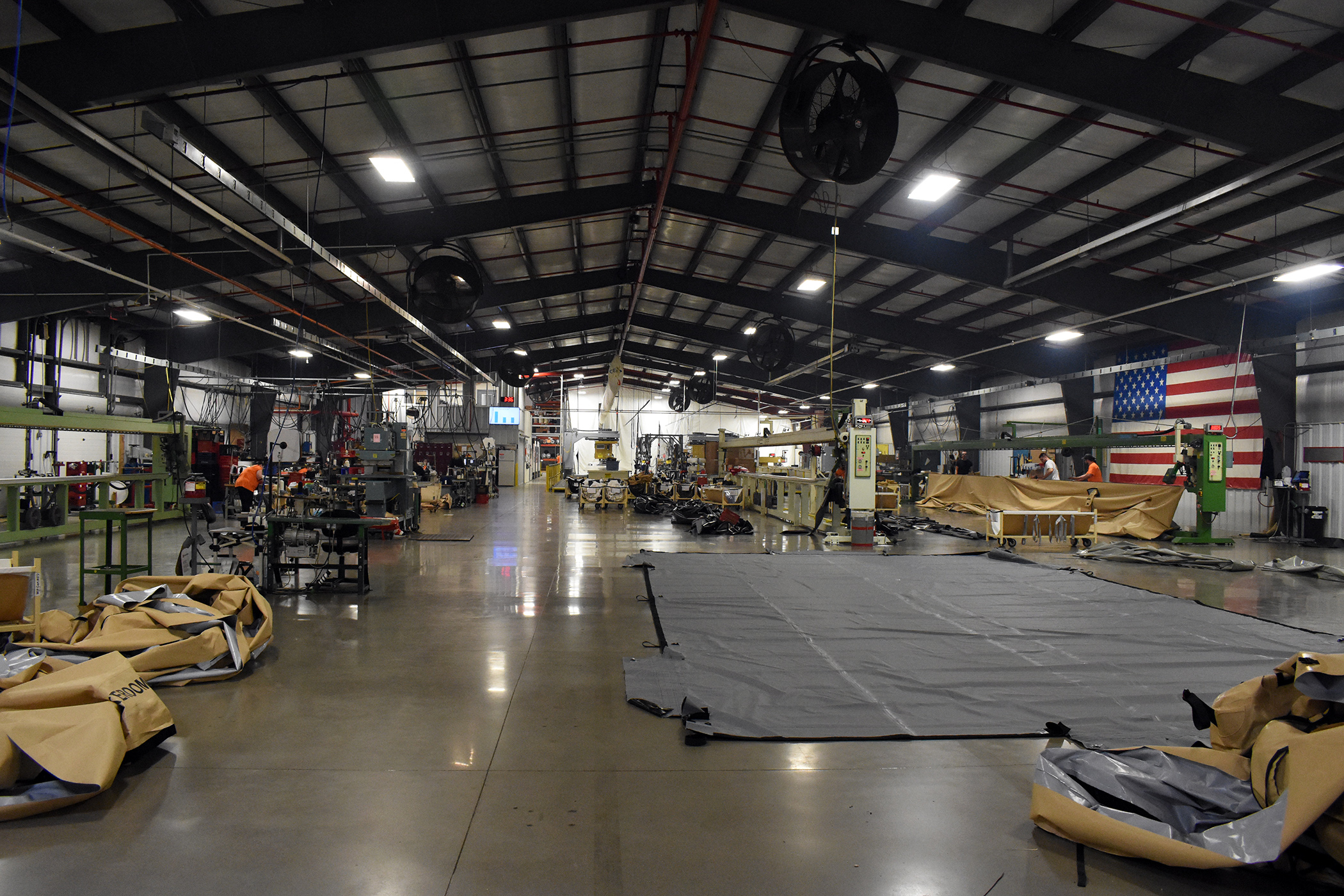 Celina Tent Manufacturing Facility ... & Celina Tent Inc. Acquires St. Marys Ohio Assembly Space to Support ...