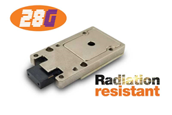 The SpaceABLE28™ SL radiation resistant transceivers are engineered to withstand radiation doses >100 krad (Si).