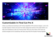 ProDrop Nightlife - FCPX Tools - Pixel Film Studios
