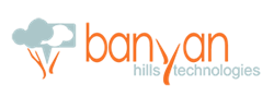 Logo for Banyan Hills Technologies, an IoT company and provider of innovative software solutions