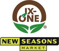IX-ONE and New Seasons Market