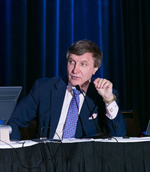 Dr. Rod J. Rohrich at last year's Dallas Rhinoplasty Meeting
