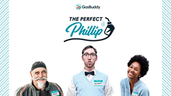 GasBuddy's Perfect Phillip Campaign