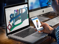 Onshape is a modern CAD system that eliminates design gridlock: the constant waiting, distractions, and hassles that prevent engineers from doing their best work. Onshape unites advanced modeling tools and design data management in a secure cloud workspace that is accessible on any device and never loses data.