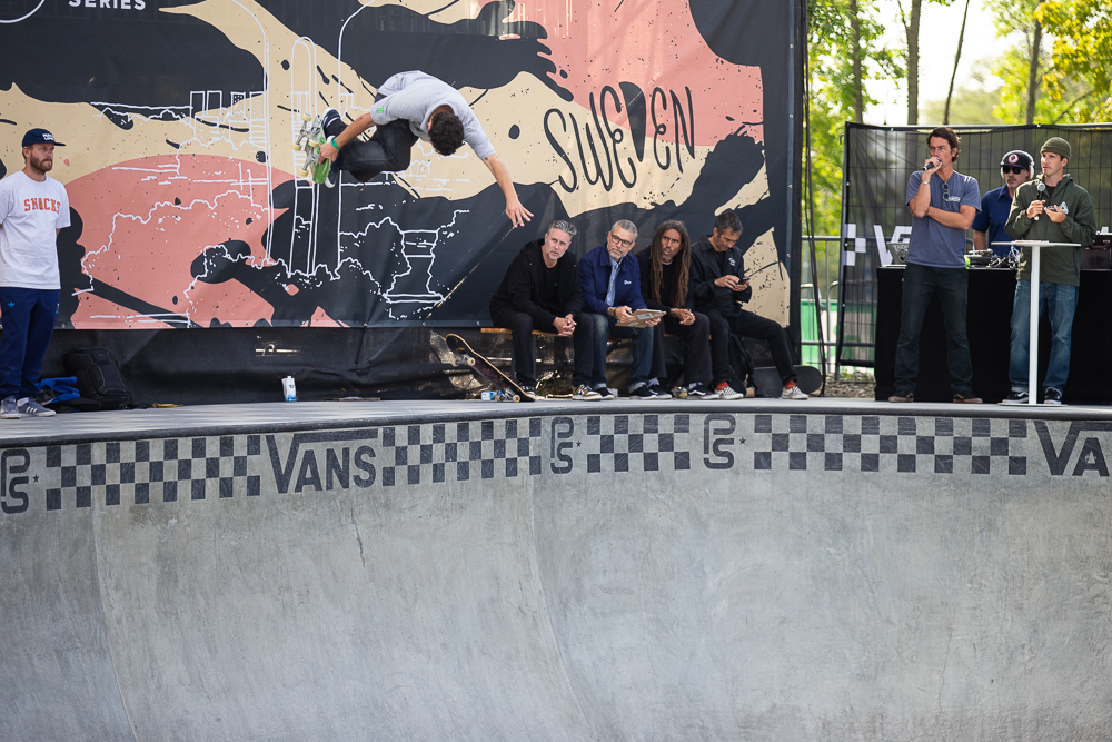 6dddfbc937 Monster Energy s Sam Beckett Takes Third at the Vans Park Series Europa  Continental Championships ...