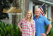 Today's Homeowner TV hosts, Danny Lipford and Chelsea Lipford Wolf