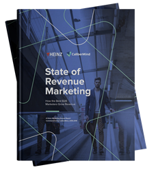 State of Revenue Marketing Report 2018