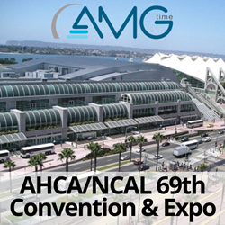 AMGtime Joins AHCA/NCAL 69th Annual Convention & Expo