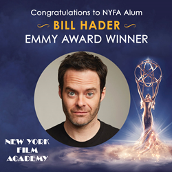 NYFA Workshop Alum, Bill Hader Winner of Emmy 2018