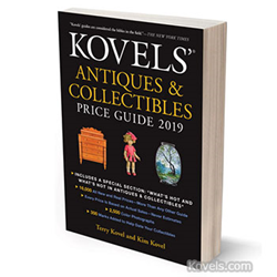 kovels, antiques, collectibles, prices
