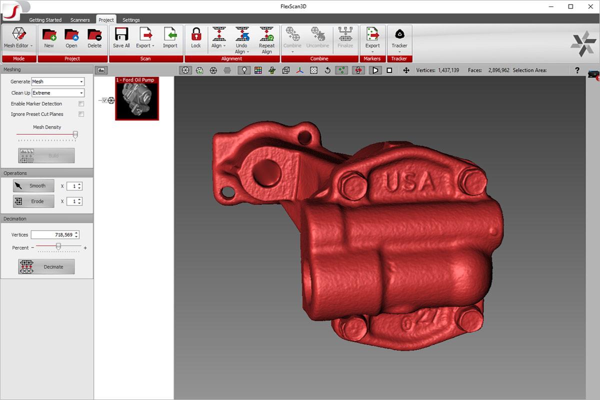Metron3D Introduces Metron E: Affordable 3D Scanner