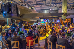 The Frequent Traveler Awards ceremony at the Royal Air Force Museum in London, UK